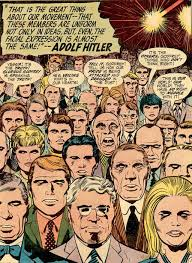 jack kirby quote how jack kirby and dc comics predicted trump with a bloviating