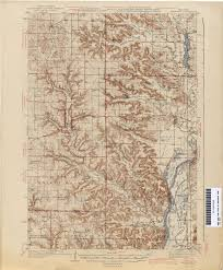 wisconsin map historical topographic maps perry castañeda map collection ut