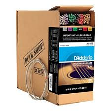 d addario ej16 phosphor bronze light acoustic guitar strings amazon com d addario ej16 b25 phosphor bronze acoustic guitar