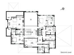 contemporary home floor plans contemporary homes floor plans small modern house plans one floor