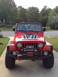 spyder jeep tj u0027s with hood louvers jeepforum com