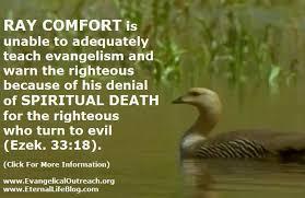 Comfort Quote Ray Comfort Living Waters Hell U0027s Best Kept Secret