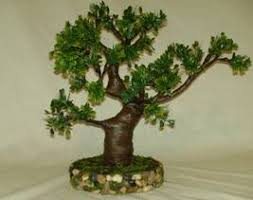 miniature tree in a planter greenleaf dollhouse kits