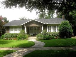 ranch style bungalow home decor inspiring front yard landscaping photos design pictures