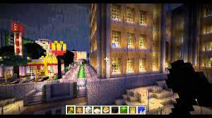 Modern City Minecraft Modern City Youtube