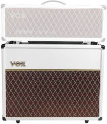 vox ac30 2x12 extension cabinet vox v212c wb extension cabinet limited edition white bronco keymusic