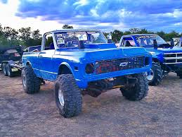 Classic Chevy Trucks Wanted - aint daddys money old 4x4 chevy pickup mud drag truck