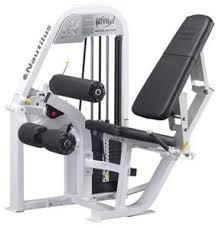 Nautilus Bench Press Nautilus Nitro Seated Leg Curl Fitness Equipment Depot Worldwide