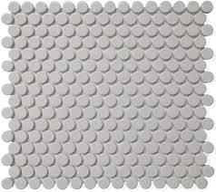 grey bright penny round 3 4