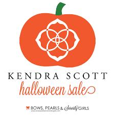 eeek kendra scott is having a scavenger hunt halloween sale and