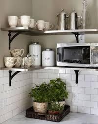 Kitchen Designed Kitchen Designed With Subway Tile Backsplashes And Installed