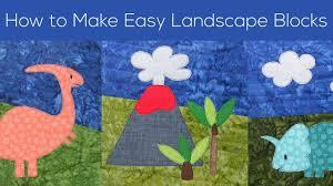 landscape block adhesive how to make easy landscape blocks youtube