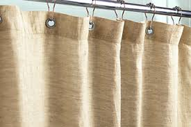 Washable Curtains Alternatives To Vinyl Shower Curtain Liners And A Water Repelling