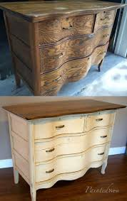 Antique Tiger Oak Dresser With Mirror by 1494 Best Painted Furniture And Stuff Images On Pinterest