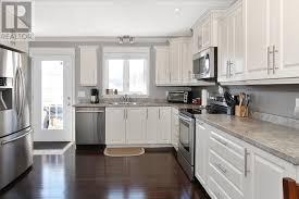 Kitchen Cabinets Nl 3 Daimler Street St John U0027s Nl House For Sale Royal Lepage