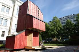 In House Meaning by Finnish Students Designed A House That Can Go Up In Just 24 Hours