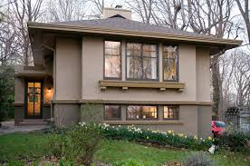 prairie style house wrighten prairie style house colors historic house colors