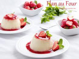 la cuisine d et ob 64d570 flan au four a la vanille jpg