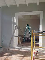 designer recommends benjamin moore chantilly lace white without