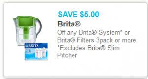 Brita Faucet Filter Coupon Brita Coupon Where Can I Get Diapers For Free
