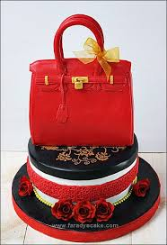 39 best birthday cakes images on pinterest purse cakes handbag