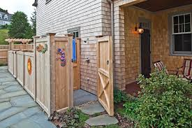 Backyard Shower Ideas Gorgeous Outdoor Shower Designs Surrounded By Wooden Perimeter
