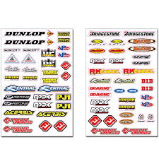 Motocross Sponsor Resume Page 5 Dirt Bike Motocross Decals Stickers Motorcycle Gear And