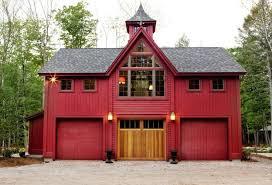Bennington Carriage House Barn Style House Plans Custom Floor - Barn apartment designs