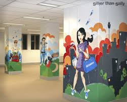 delectable 50 office wall mural decorating inspiration of best 25 office wall mural murals sillier than sally fine art and design