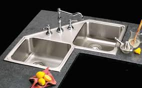 Corner Sink For Kitchen by Space Savers Use Every Corner Wisely Abode