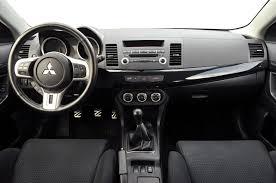 mitsubishi evo interior test driving the mitsubishi evolution x