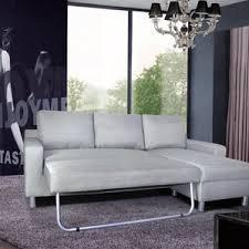 Sleeper Chaise Sofa Modern Sleeper Sectionals Allmodern