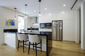 modern sleek kitchen design omega furniture peakhurst heights custom modern kitchen design