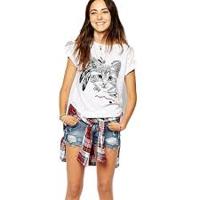 Compare Prices On Cat Blouse Online Shopping Buy Low Price Cat