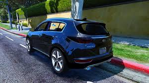 kia sportage 2017 interior 2017 kia sportage add on replace gta5 mods com