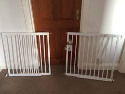 Baby Stair Gates Two Baby Stairs Gates Sold Thanks In Salisbury Wiltshire