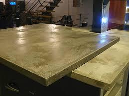 beton cir cuisine béton ciré sur carrelage plan de travail cuisine best of sol en bton