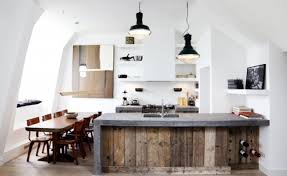 barnwood kitchen island reclaimed barn wood kitchen island in