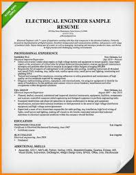 Electrical Maintenance Engineer Resume Samples 100 Resume Engineering Electrical Engineering Resume In