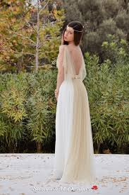grecian wedding dresses adrienne handmade grecian wedding gown suzanna bridal