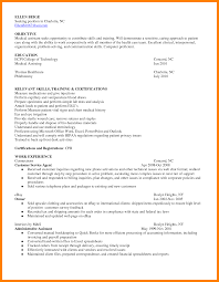 Resume Abilities Medical Assistant Resume Examples Resume Example And Free Resume