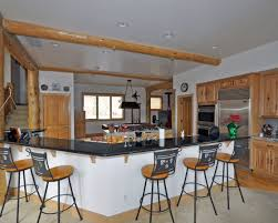 decor kitchen counter chalet kitchen islands with breakfast bar