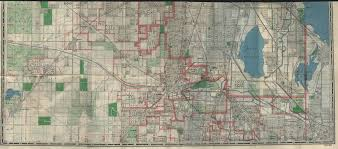 L Chicago Map by Maps Forgotten Chicago History Architecture And Infrastructure