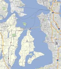 Bremerton Washington Map by Maps Don Moe U0027s Travel Website