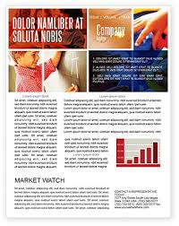newsletter templates to download