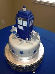 tardis cake topper dr who tardis cake the tardis is where the dr travels through time