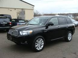 toyota highlander hybrid 2009 2009 toyota highlander hybrid limited 4wd data info and specs