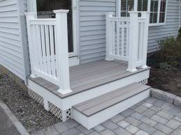 Back Porch Stairs Design Charming Back Porch Stairs Design Best Ideas About Porch Steps On