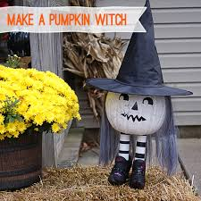 Witch Decorating Ideas Pumpkin Carving Painting And Decorating Ideas A Little Craft