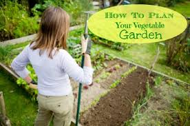 garden technology how to plan your vegetable garden a